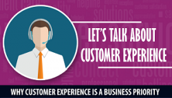Importance of Hiring a Senior Official for a Better Customer Experience, Infographic